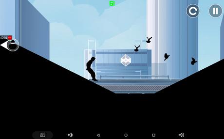 Тестирование игры Vector на Cube iWork8 Air