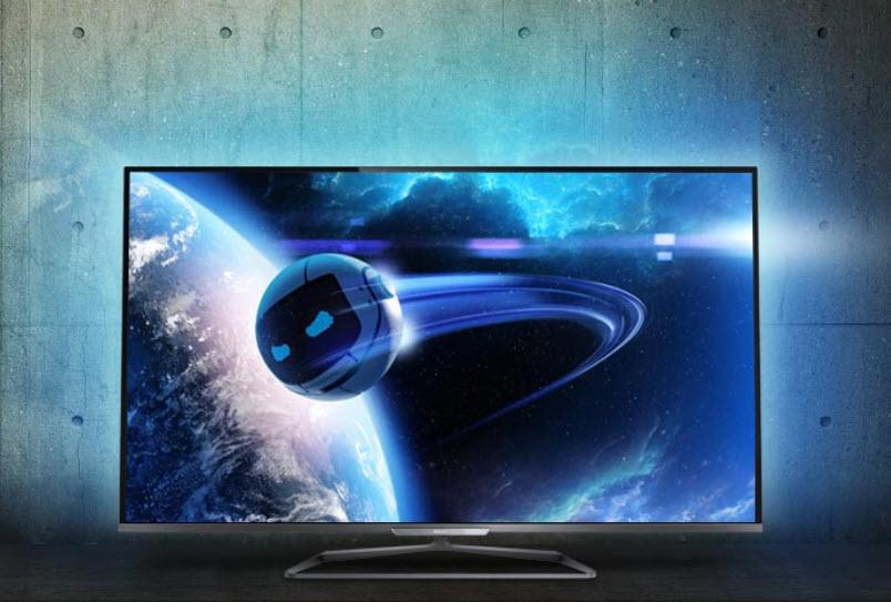 Технология Ambilight Spectra от Philips