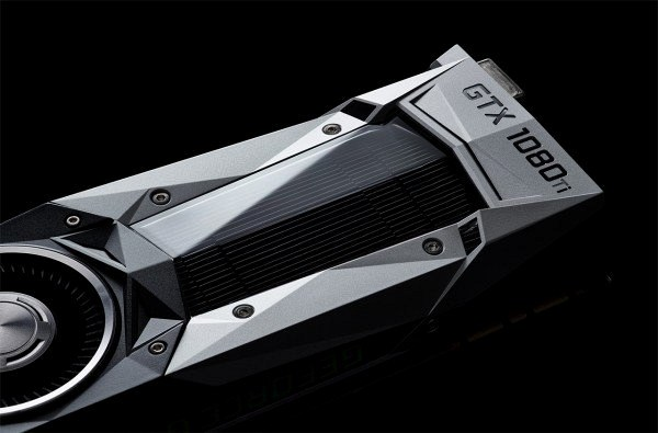 Видеокарта NVIDIA GeForce GTX 1080 Ti