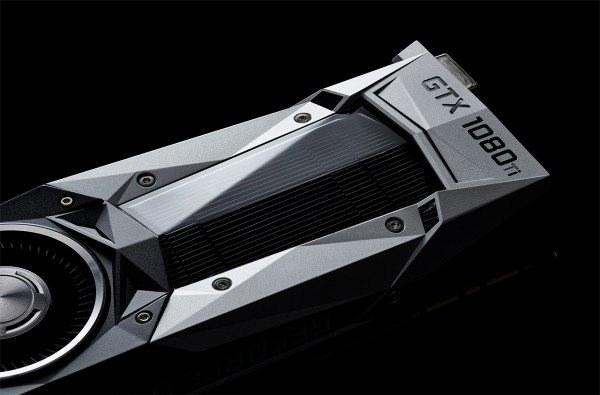Видеокарта NVIDIA GeForce GTX 1080 Ti