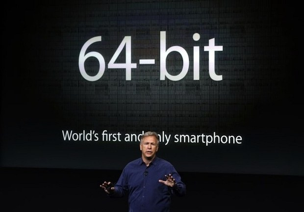 Все приложения iOS будут использовать 64-битный код