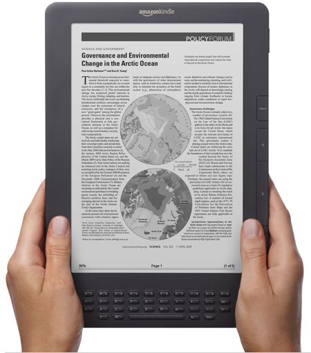 Ридер Amazon Kindle