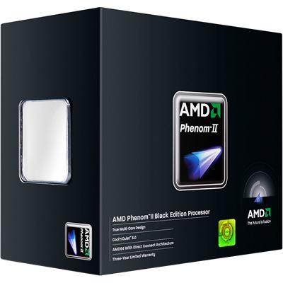 AMD Phenom II Black Edition
