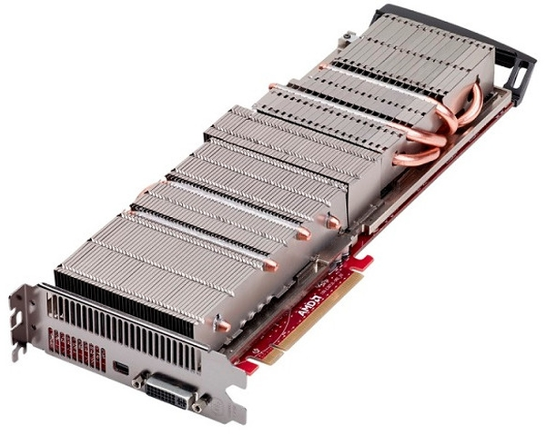 Карта AMD Firepro S10000 12GB Edition