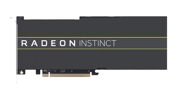 Ускоритель Radeon Instinct
