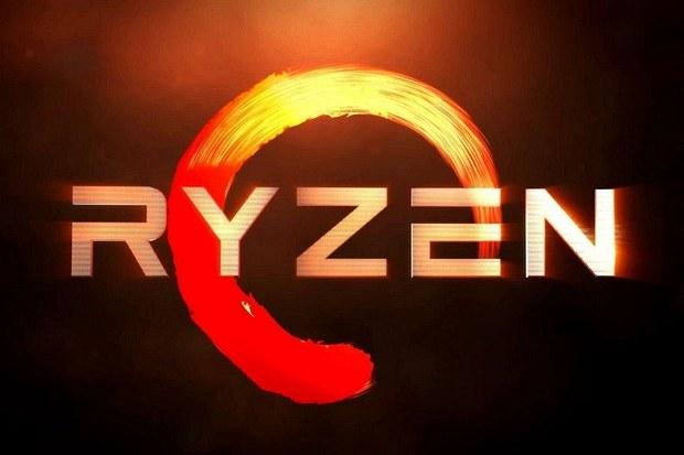 Логотип Ryzen