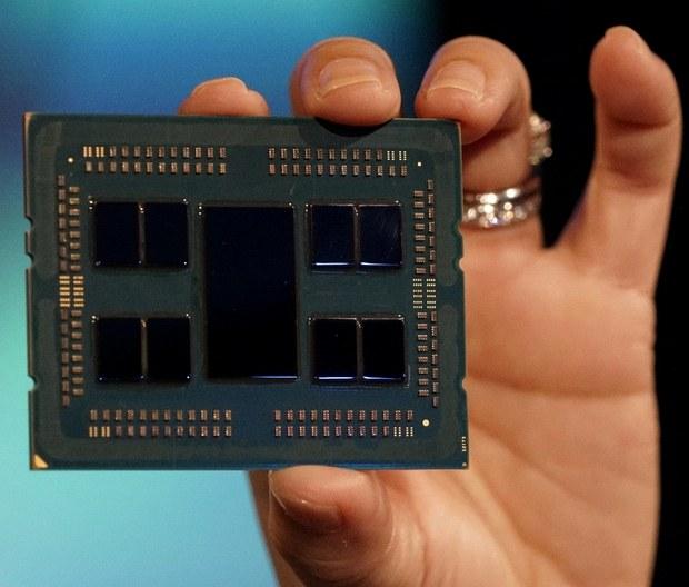 Процессор AMD Zen 2 Rome