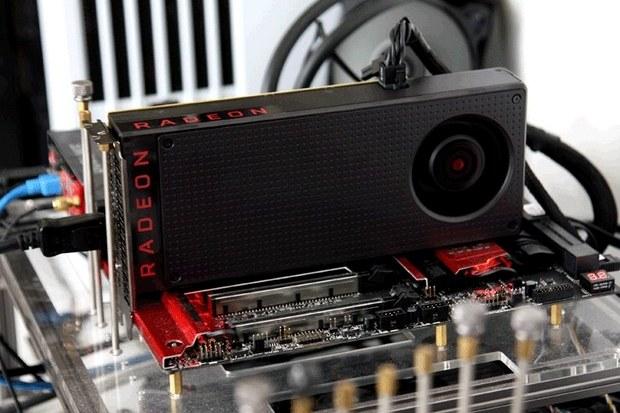Видеокарт AMD Radeon RX 500