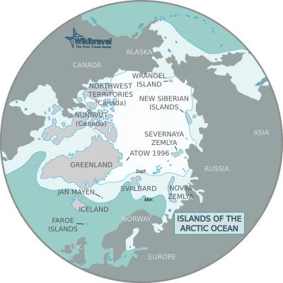 Arctic Islands