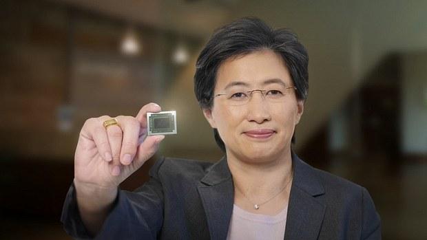 Исполнительный директор AMD Лиза Су