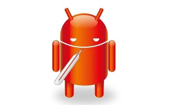Болезненный Android