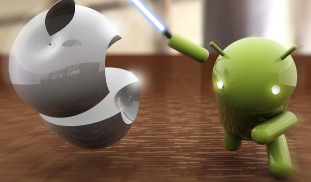 Android wins