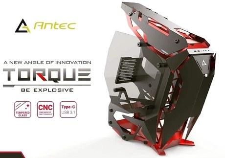 Корпус Antec Torque