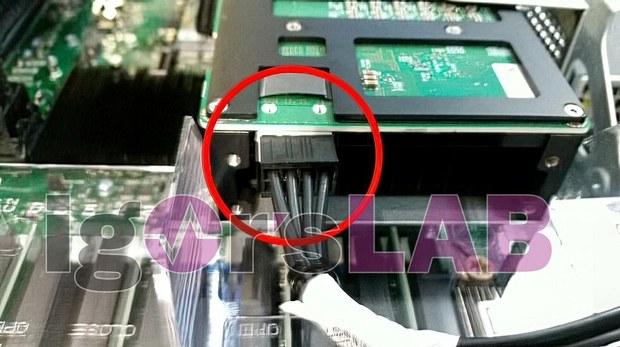 Появились фотографии видеокарт Intel Xe HP Arctic Sound