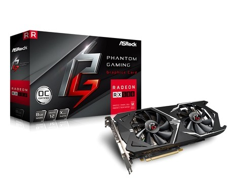 ASRock Phantom Gaming Radeon RX 580