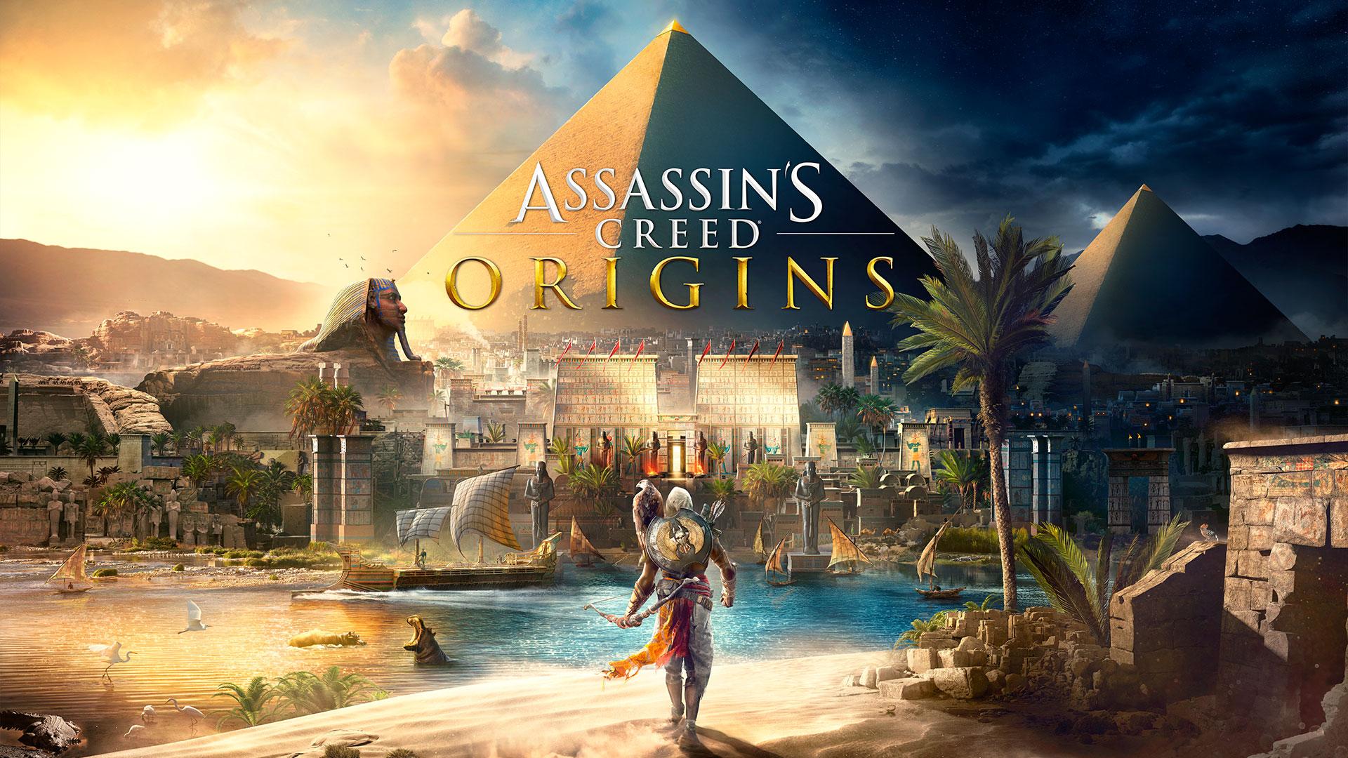 Что выполучите запокупку Season Pass для Assassin's Creed Origins