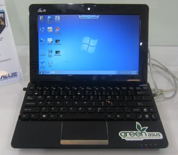 Нетбук Asus 1015PN с NVIDIA ION2