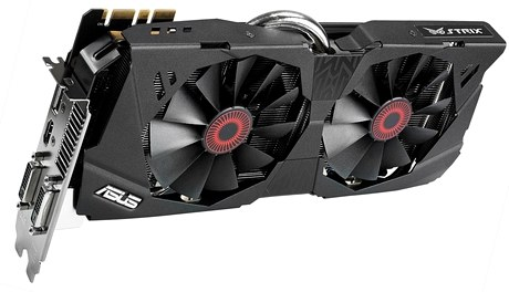 NVIDIA GeForce GTX 780 STRIX OC Edition