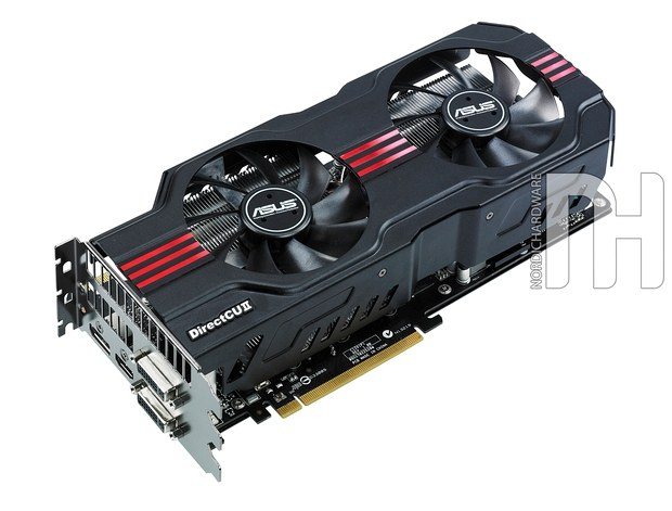 ASUS GeForce GTX 580 DirectCU2