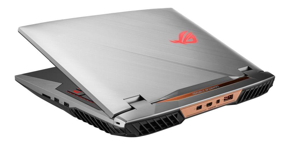 ASUS представила игровой монитор ROG Strix XG32VQ