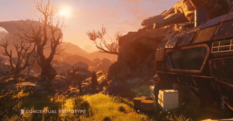 Mass Effect Andromeda— Новые скриншоты окружения иперсонажей