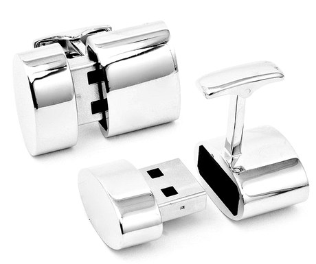 High-Tech Cufflinks