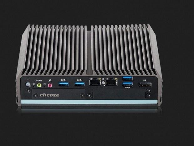Защищённый промышленный компьютер Cincoze DC-1200