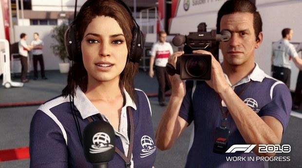 Скриншоты F1 2018