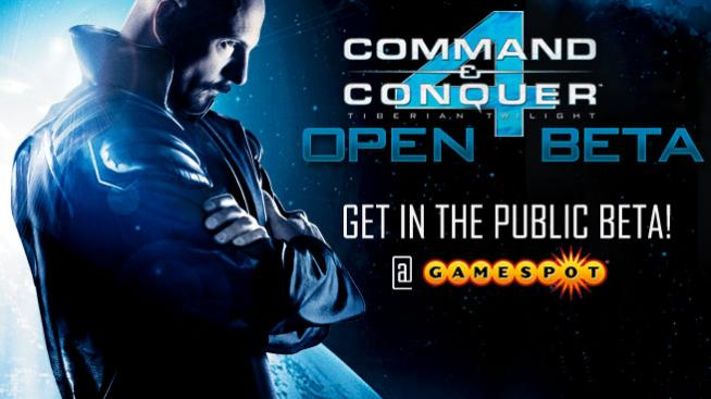 Бета-тестирование Command & Conquer 4: Tiberium Twilight