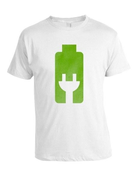 Энергию, которую можно носить: Футболки как зарядные устройства для смартфонов