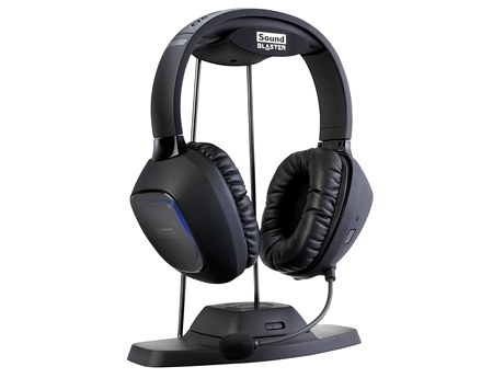 Sound Blaster Tactic3D Omega Wireless Gaming Headset