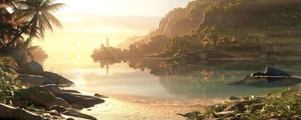 Кадр из презентации движка CryEngine 5.6