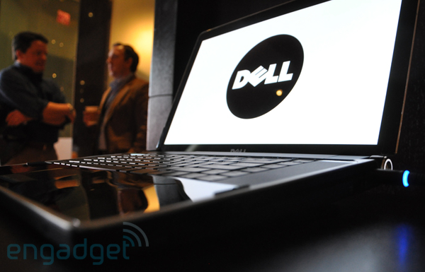 Прототип Dell Studio XPS 16 с экраном OLED