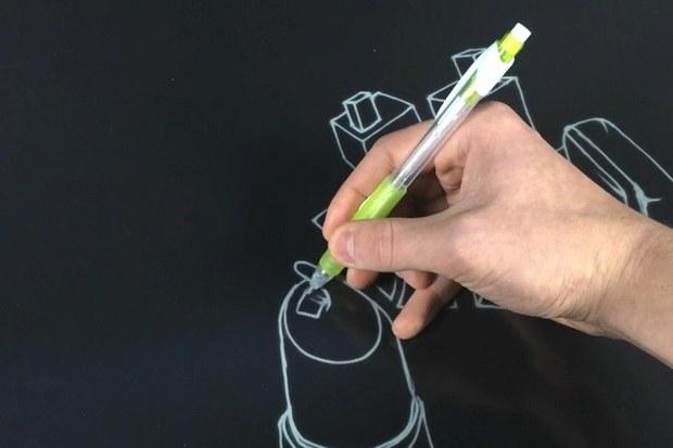 Дисплей E Ink JustWrite