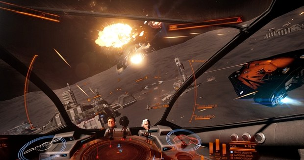 Найкращі ігри віртуальної реальності (VR) 2020 року Elite: Dangerous VR