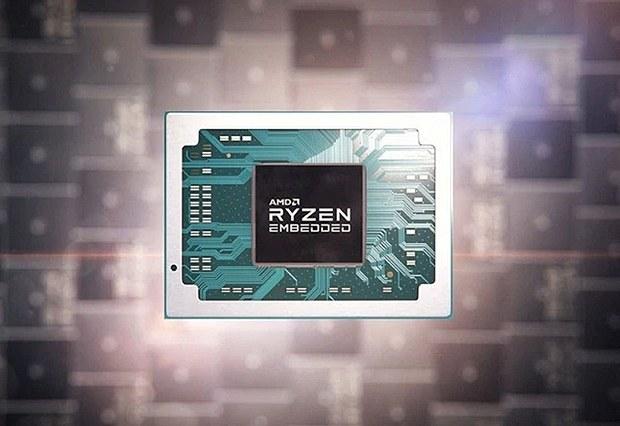 Процессор AMD Ryzen Embedded