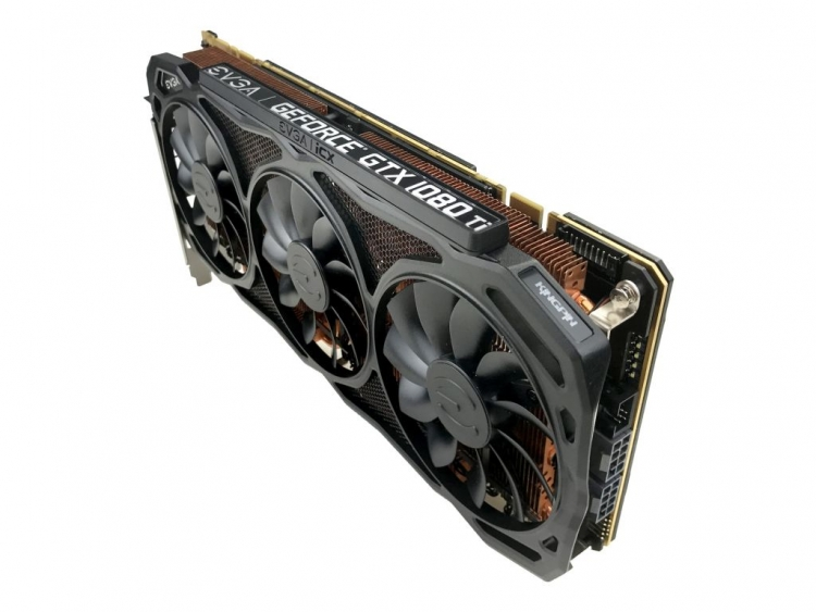 EVGA GeForce GTX 1080 Ti K|NGP|N Edition