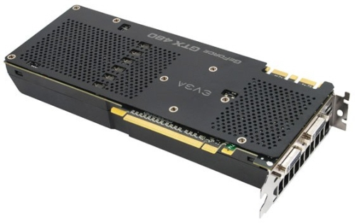 GeForce GTX 480 SuperClocked+