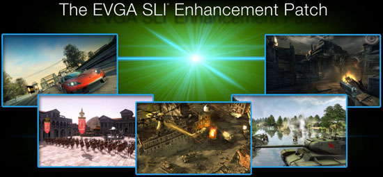 SLI Enhancement Patch версии 25