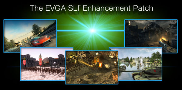 EVGA SLI Enhancement