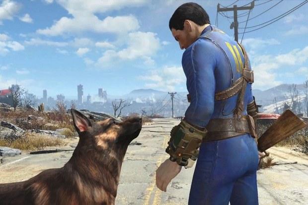 Компаньон в Fallout 4
