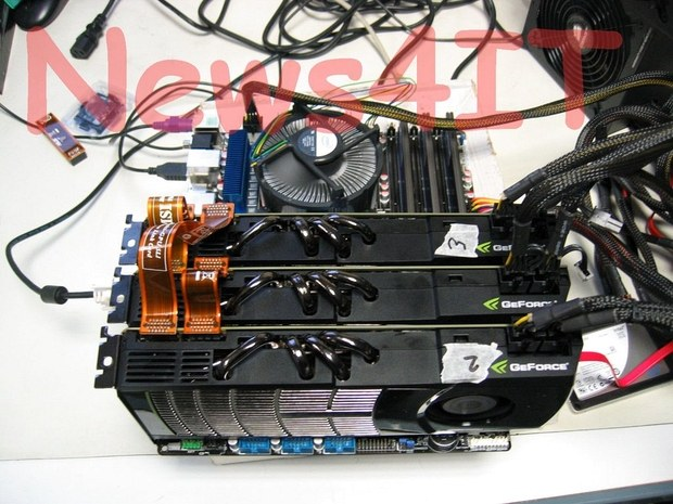 GeForce GTX 480 3-way SLI