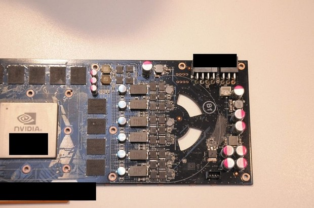 GeForce GTX 480 reference board