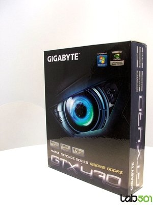 GIGABYTE GeForce GTX 470