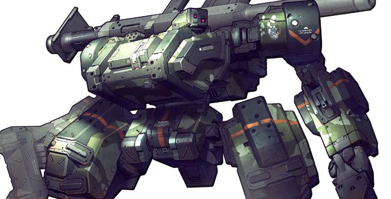 Front mission evolved перезапускает франчайз