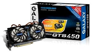 GeForce GTS 450 Hall of Fame (HOF) Edition