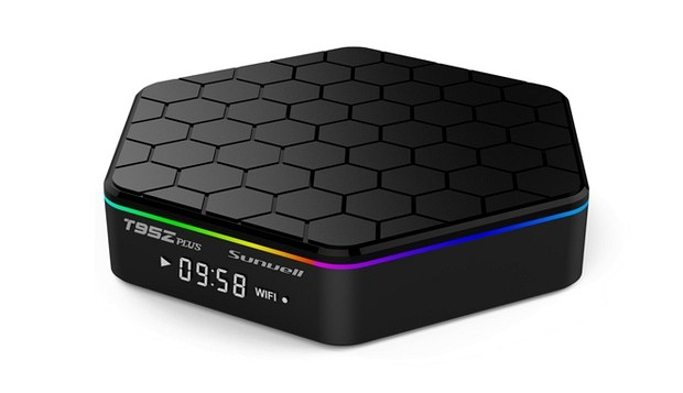 Sunvell T95Z Plus TV Box