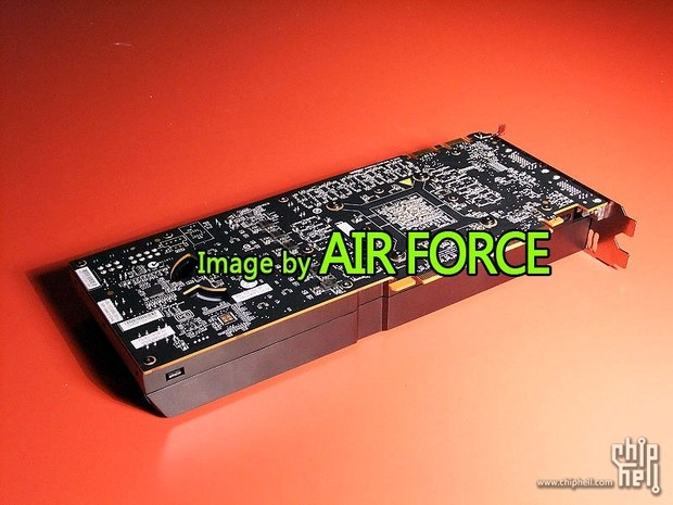 GeForce GTX 480 PCB