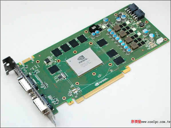 GeForce GTX 560 PCB