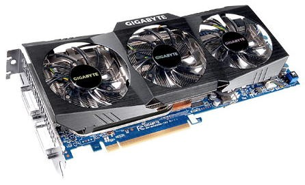 GeForce GTX 480 Super Overclock (GV-N480SO-15I) от Gigabyte